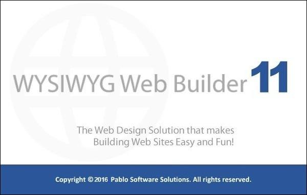 WYSIWYG Web Builder 11 + Rus + Extensions