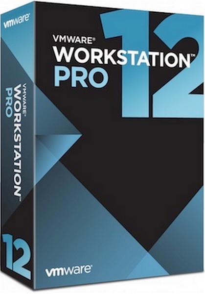 VMware Workstation Pro 12