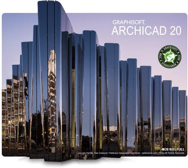 ArchiCAD 20