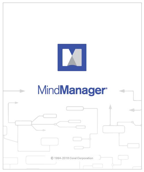 Mindjet MindManager 2017