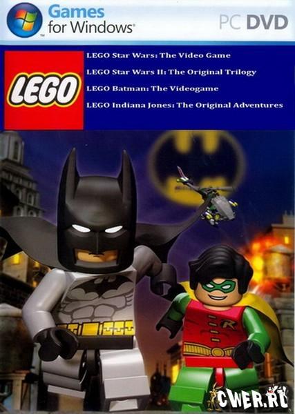 Инструкция К Lego Star Wars Ii The Original Trilogy.Doc