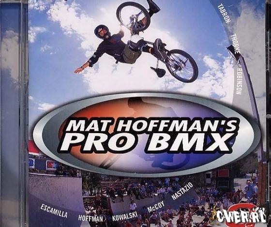 Mat hoffman s pro bmx