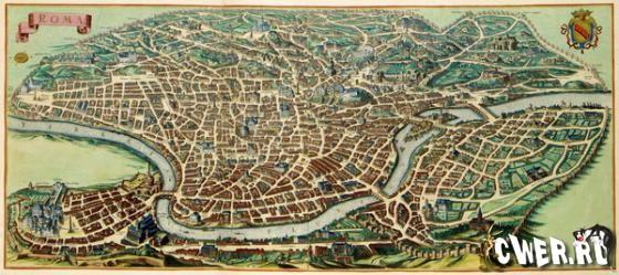 Карта Рима Скачать - фото 6