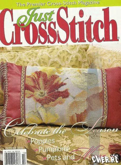 Журнал по вышивке крестом в картинках