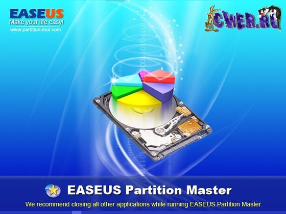 Easeus Partition Manager Home Edition 3 0 2 - Данные и диски