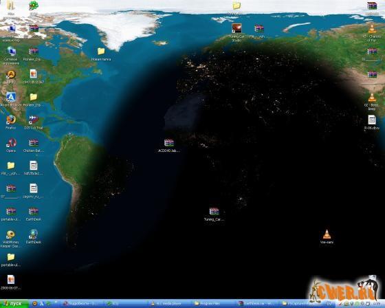 earthdesk version 4.5.2