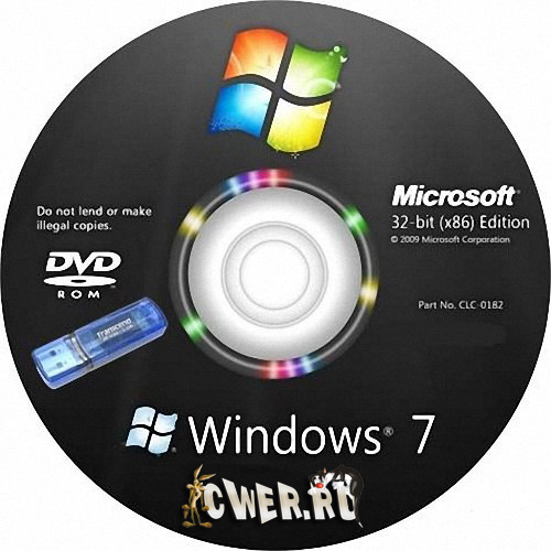 Windows 7 USB Full Compact Final