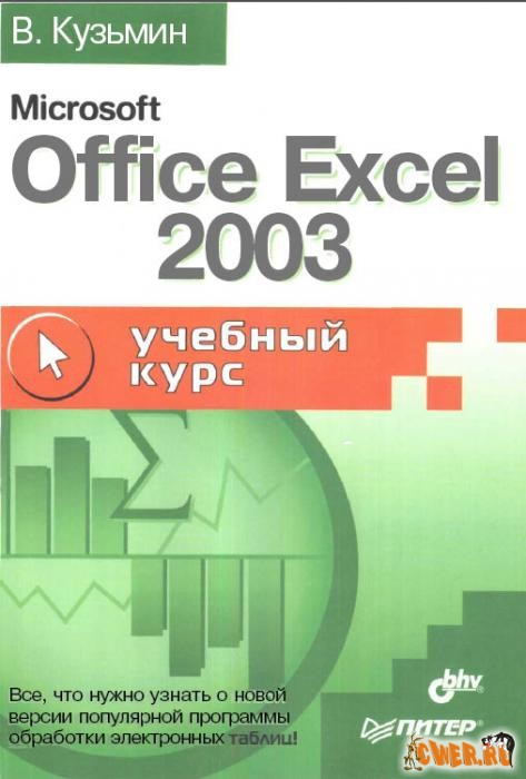Скачать книгу Microsoft Office Excel 2003 бесплатно.