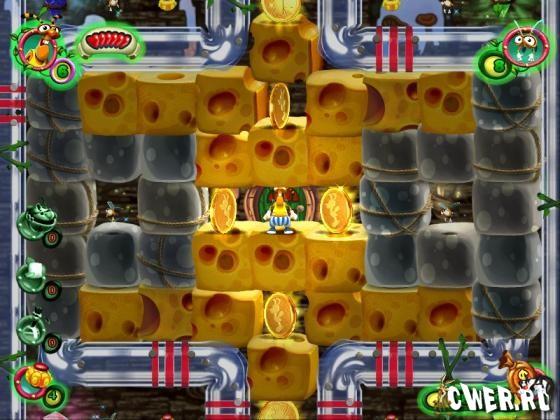 Скриншот игры Операция жук 3.