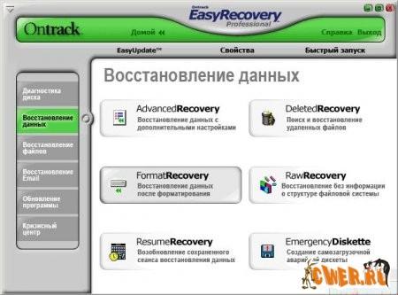 Ontrack EasyRecovery Professional 12 Crack Keygen Free Download