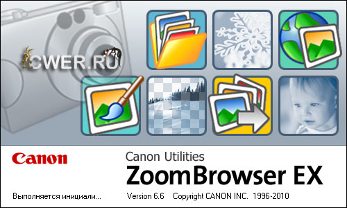 Zoombrowser драйвер canon