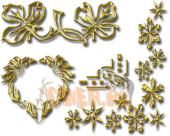 золотые украшения со знаком задиака