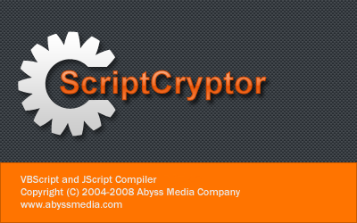 Abyssmedia ScriptCryptor Compiler 2.9.3.0