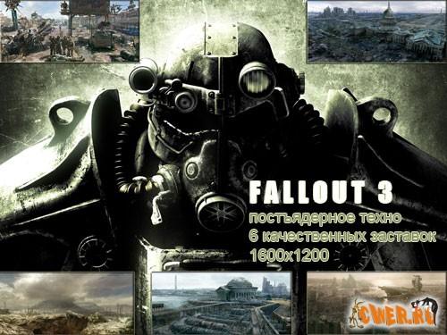 Fallout 3 Обои На Рабочий Стол