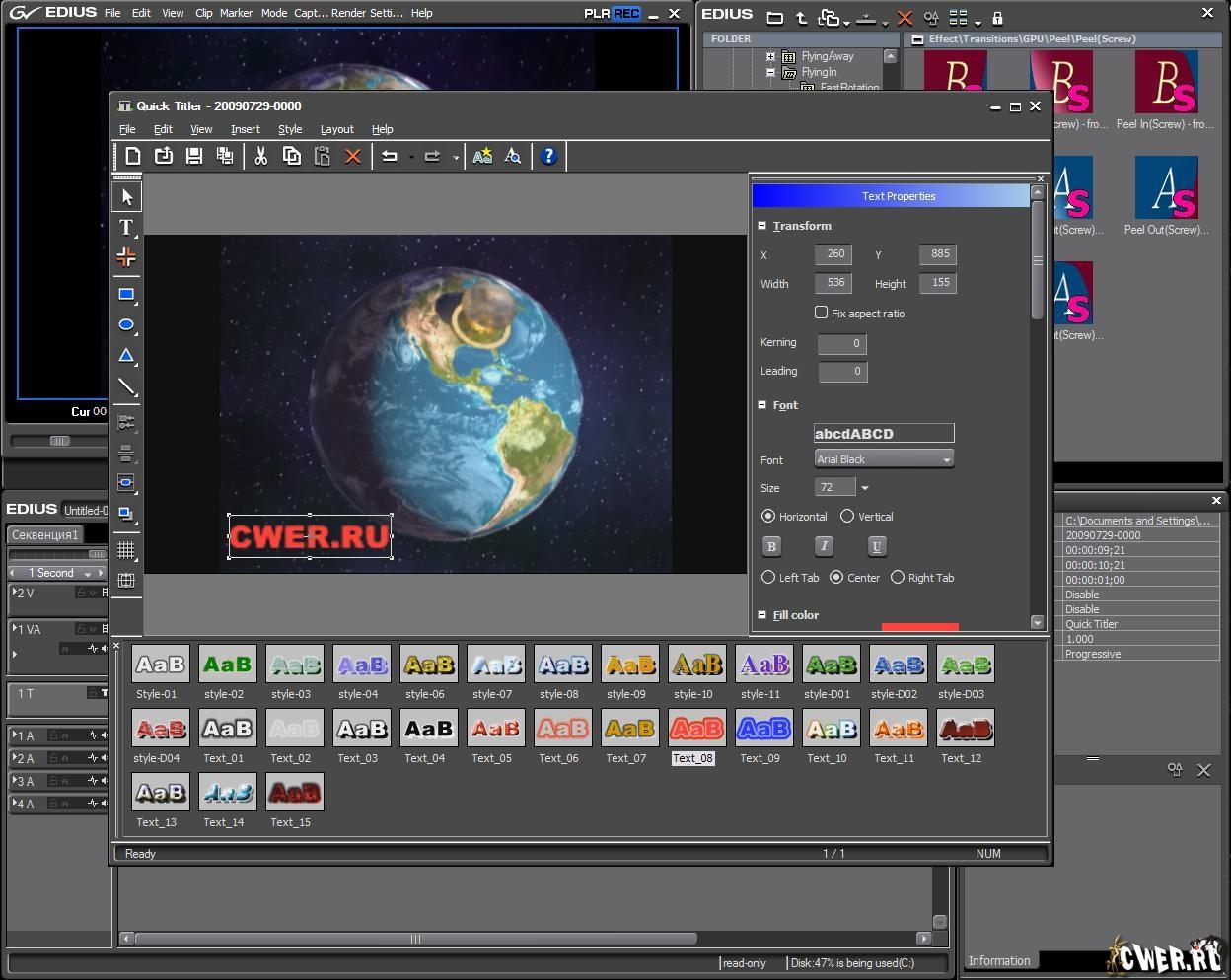 Canopus edius portable free download rar