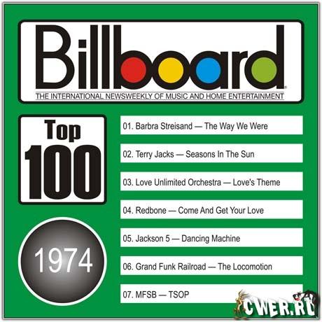 Billboard Year-End Hot 100 singles of 1974 - Wikipedia