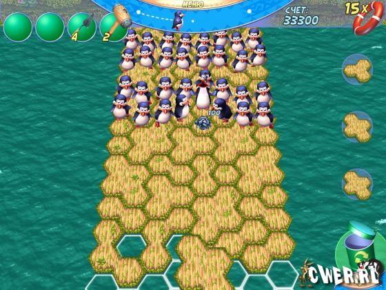Игру Путешествие Пингвинов