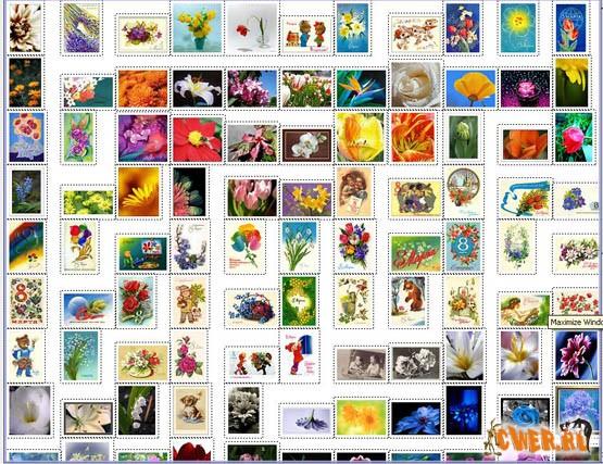 Красивые открытки к дню 8 марта