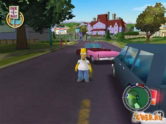 Игра Симпсоны 2003 Скачать Торрент - фото 2