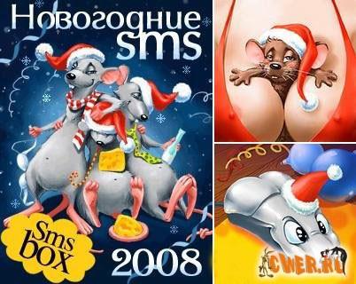 Шуточные новогодние смс поздравления смс