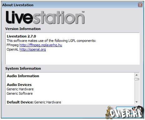 livestation player 2.7.0