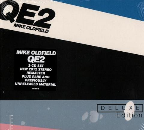 Mike Oldfield. QE2. 1980 Remastered. 2CD Deluxe Edition (2012)<br />