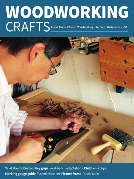 Woodworking Crafts №67 May-June 2021