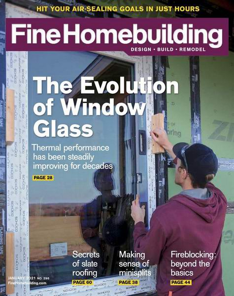 Fine Homebuilding №296 January 2021