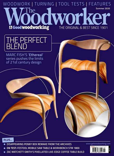 The Woodworker & Good Woodworking №7 Summer лето 2020
