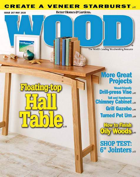 Wood Magazine №267 May 2020