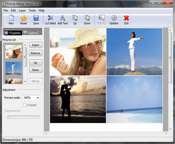 Как сделать в одной фотографии несколько фото в айфоне