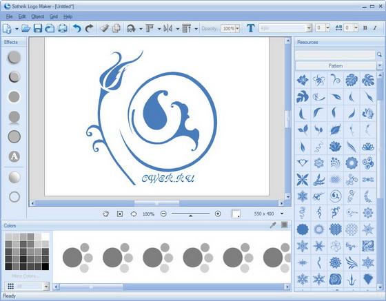 как создать свой логотип бесплатно - фото 2