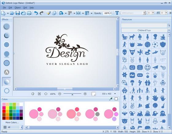 как создать свой логотип бесплатно - фото 3