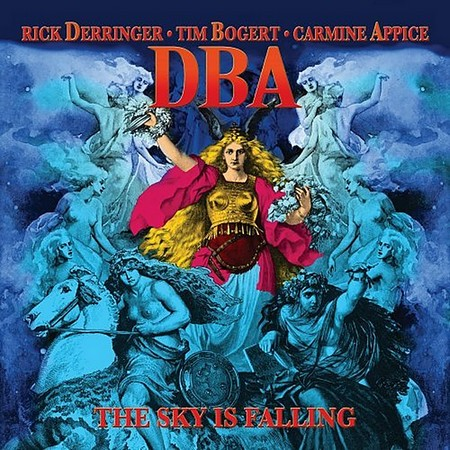 DBA - The Sky Is Falling (2009)