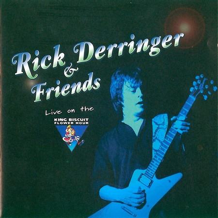 Rick Derringer - King Biscuit Flower Hour Presents (1998)