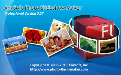 AnvSoft Photo Slideshow Maker Professional