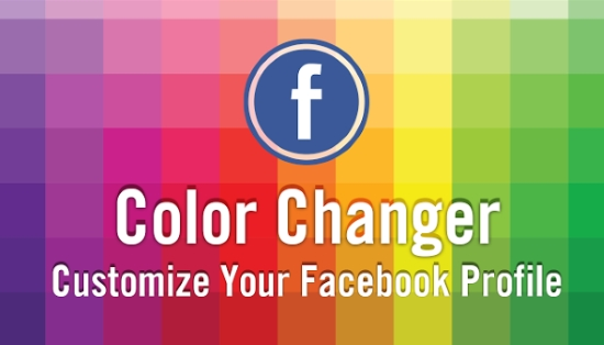 Facebook Color Changer. Расширение для Google Chrome