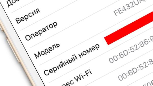 Как подвергнуть проверке iPhone иначе говоря iPad согласно серийному номеру держи сайте Apple