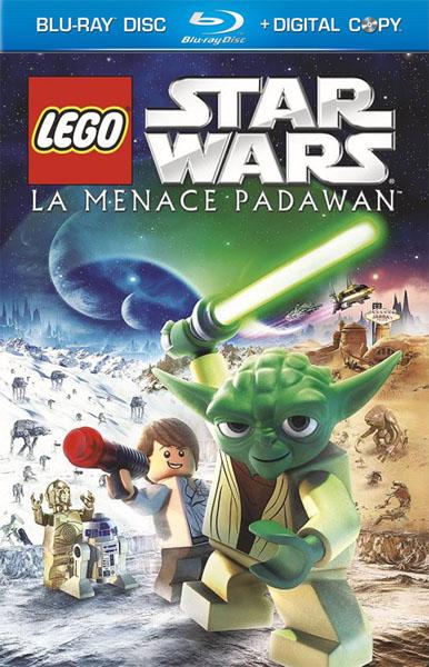 Лего звездные войны: Падаванская застращивание (2011) HDRip