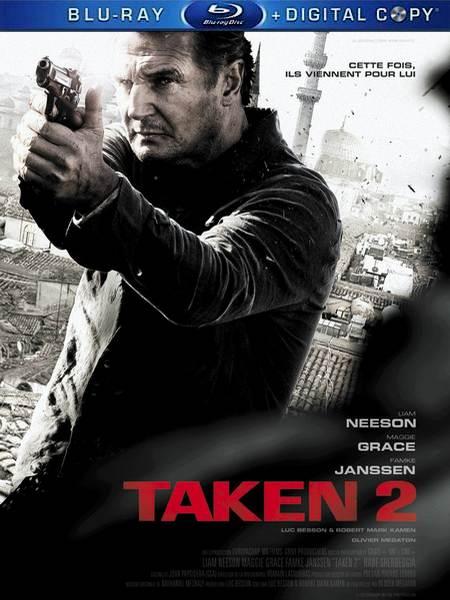 Заложница 2 / Taken 2 (2012) HDRip