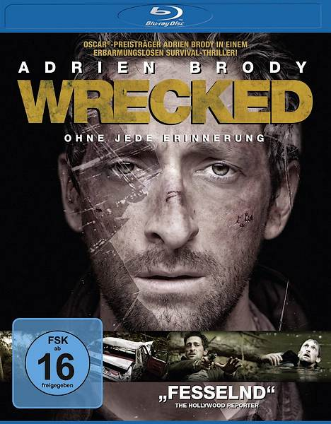 Крушение / Wrecked (2010) HDRip