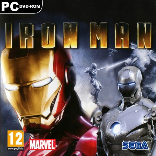 Iron Man (2008/RUS/ENG/RePack by R.G.Repackers)