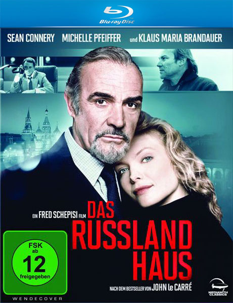 Русский отдел / The Russia House (1990/HDRip)