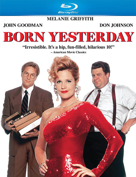 Уроки любви / Born Yesterday (1993/BDRip/HDRip)