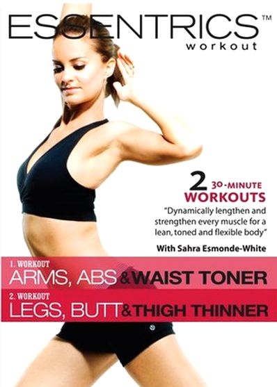 Arms, Abs & Waist Toner and Legs, Butt & Thigh Thinner