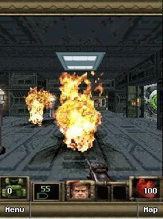 Doom RPG 2 - Java-игры, 240x320, 128x128, 176x220, 176x208