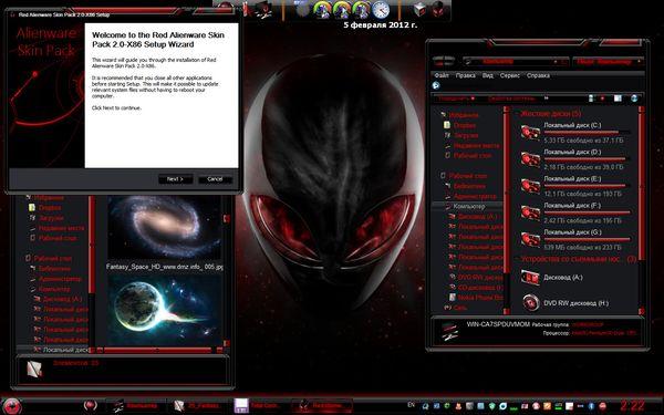 tematy na windows 7