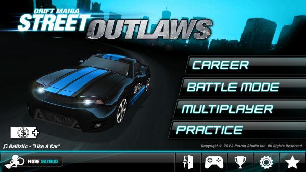 Drift Mania: Street Outlaws LE на андроид скачать ...