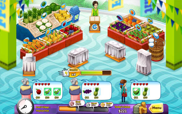 Shop-N-Spree 3: Shopping Paradise
