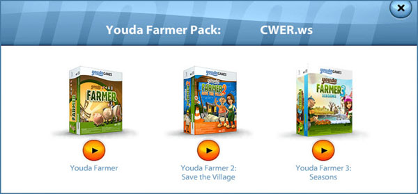 Youda Farmer Pack